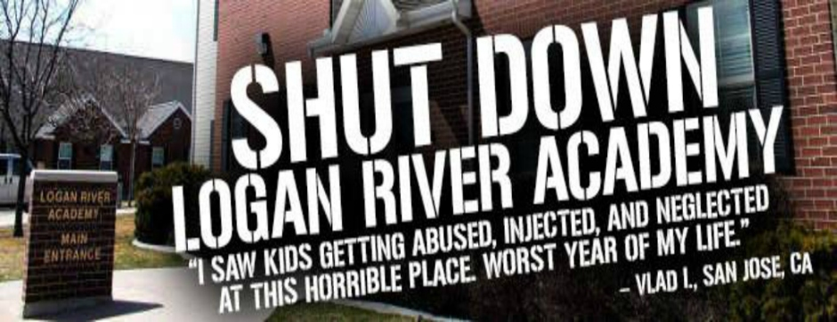 shut logan river